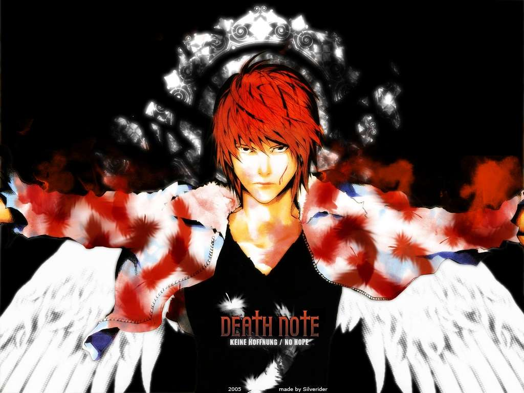 angel death note :