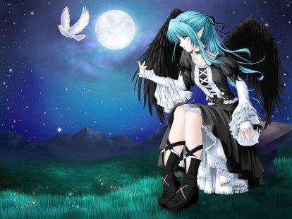 2442-ange-bleu-manga-wallfizz