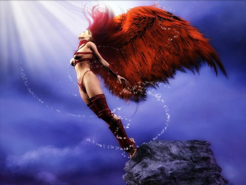 dans fond ecran ange angel-226