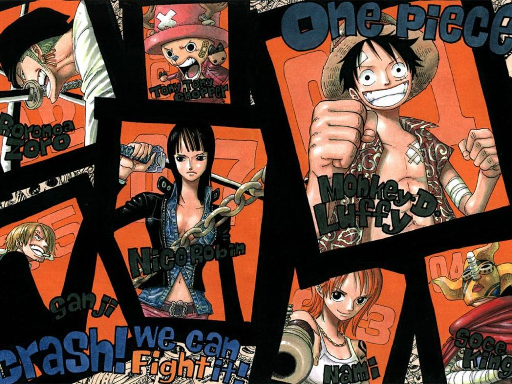 One piece « Page 3 (1/6)
