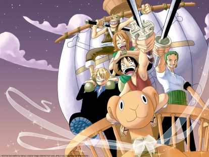 luffy-equipage