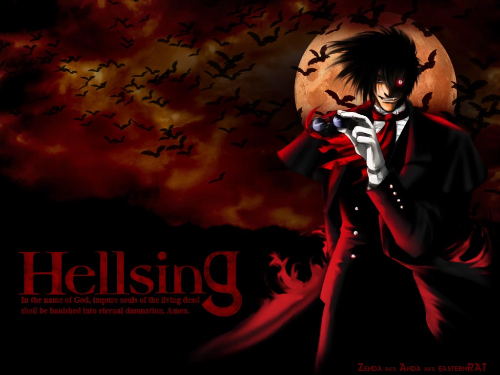 Hellsing Ultimate vostfr