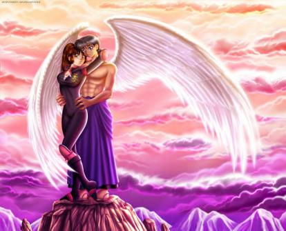 sango_and_miroku_my_angel