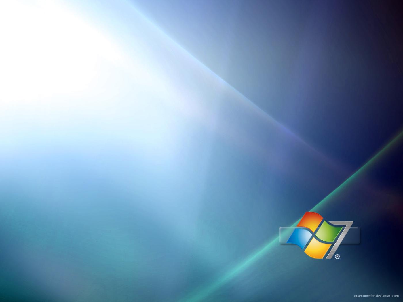 Windows 7 – upgrade your life