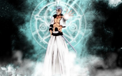 Bleach - Grimmjow Jeagerjaques