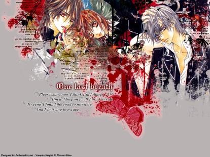 vampire knight - One last breath 2