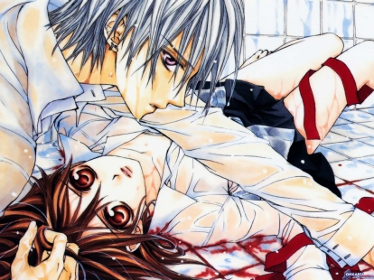 vampire knight - Yuki & Zero 2