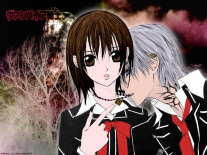 vampire knight - Yuki & Zero