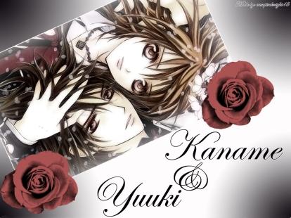 Vampire_Knight - Kaname & yuki