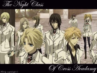 Vampire_Knight - The Night Class