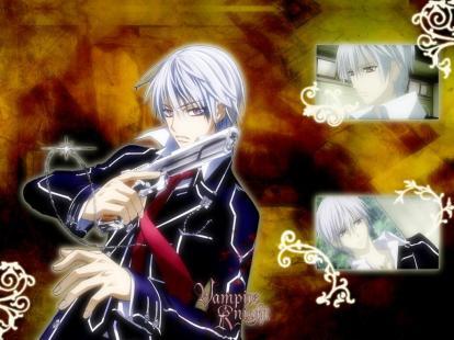 Vampire_Knight - Zero