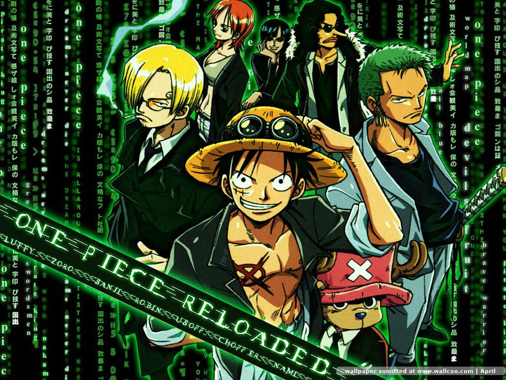One Piece – I'm gonna be king of the pirate :