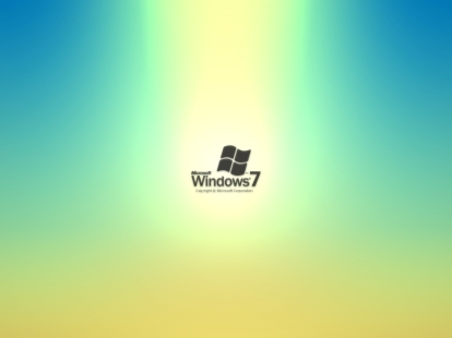 Windows 7 Blended Wallpaper