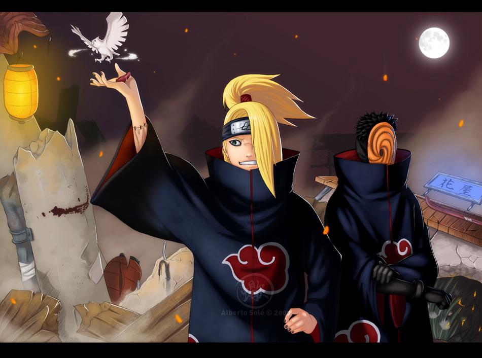 Naruto vs kakuzu - 1 6