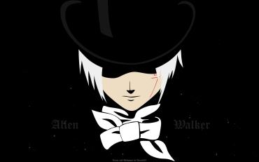 Allen_Walker,_D.Gray-man,_Manga