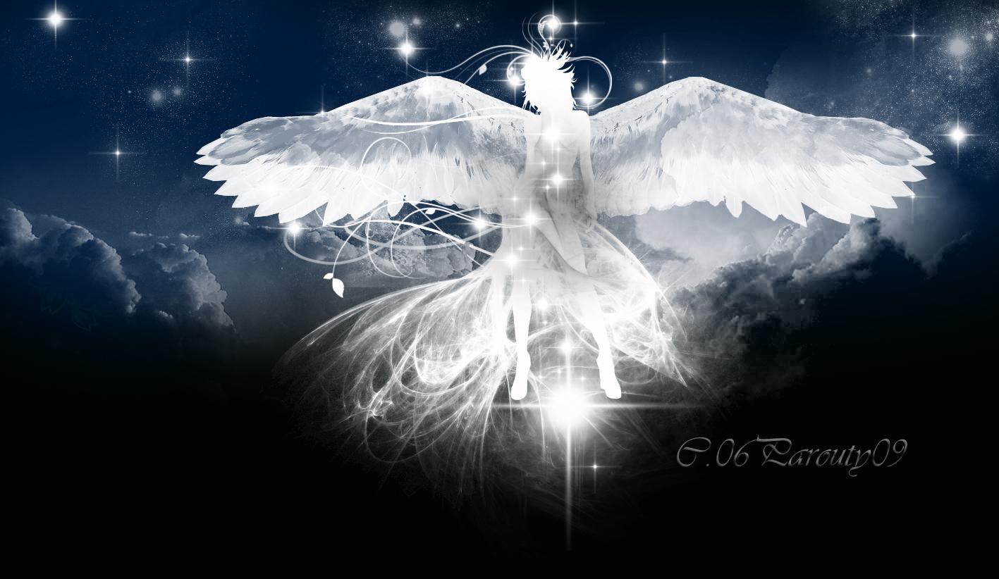 archangel wallpaper desktop
