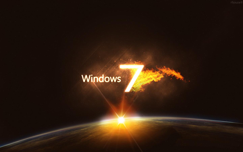 Windows 7 – ultimate ii by rfsouza