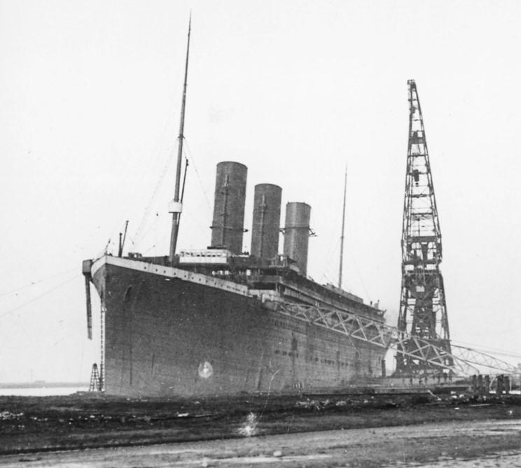 Photo Du Titanic: Tugaleres.com