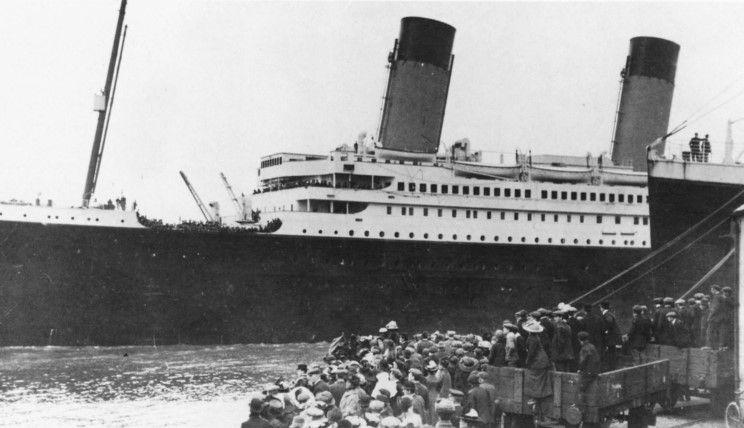 Titanic page 2 - Dessin du titanic ...
