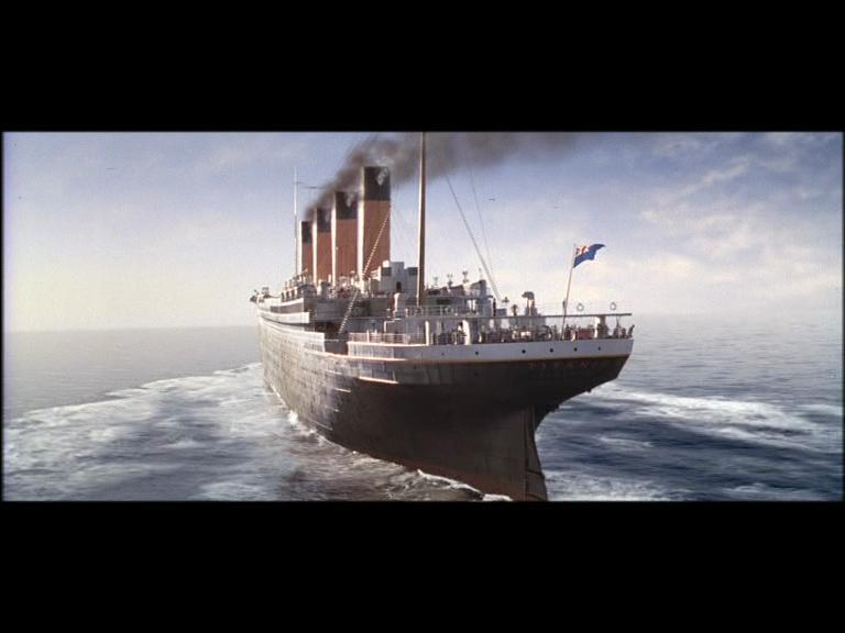Titanic page 4 - Titanic dessin ...