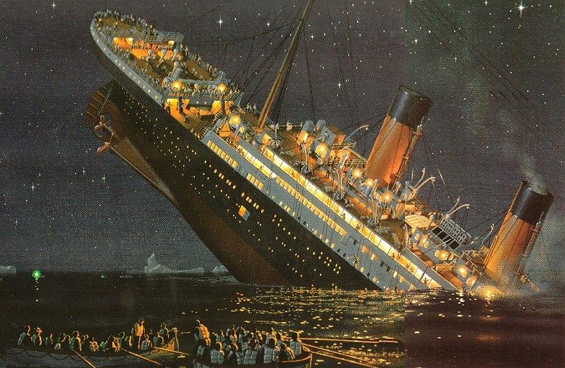 Titanic page 4 - Dessin du titanic ...