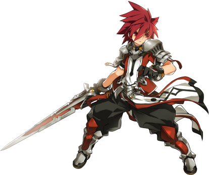 Elsword 2nd job_Lord knight01