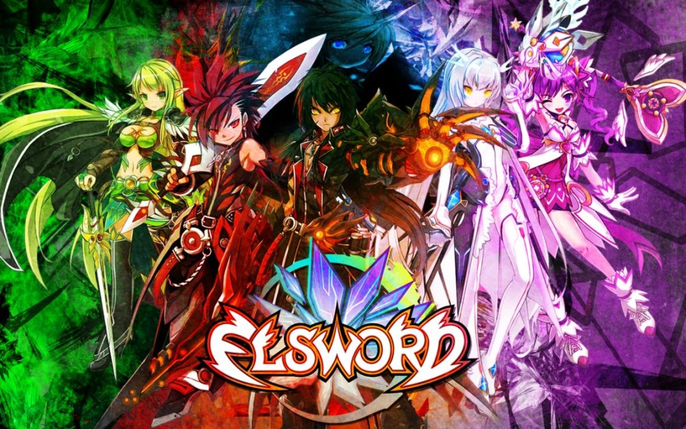 Elsword - Page 2 (6/6)