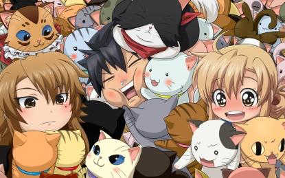 Konachan.com-62310-cat-kousaka_junpei-mameshiba_artist-mizuno_kaede-nyamsas-nyan_koi-sumiyoshi_kanako