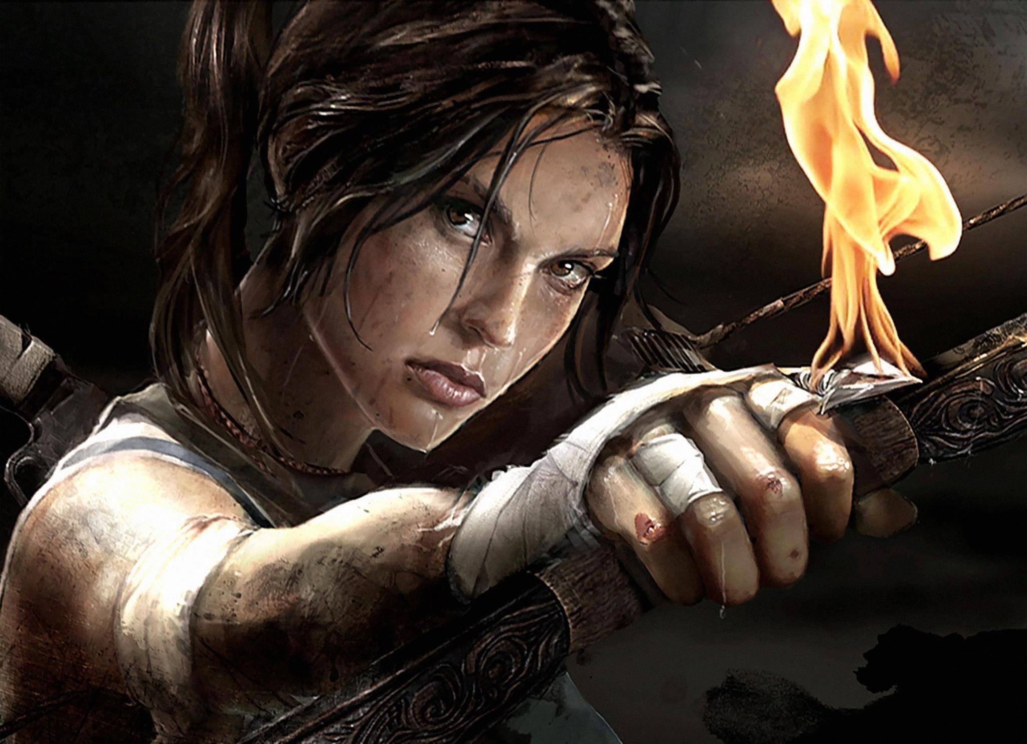 Tomb Raider ? Evolution: