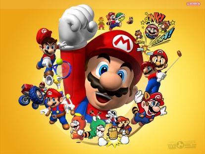 Groupe Mario 1024