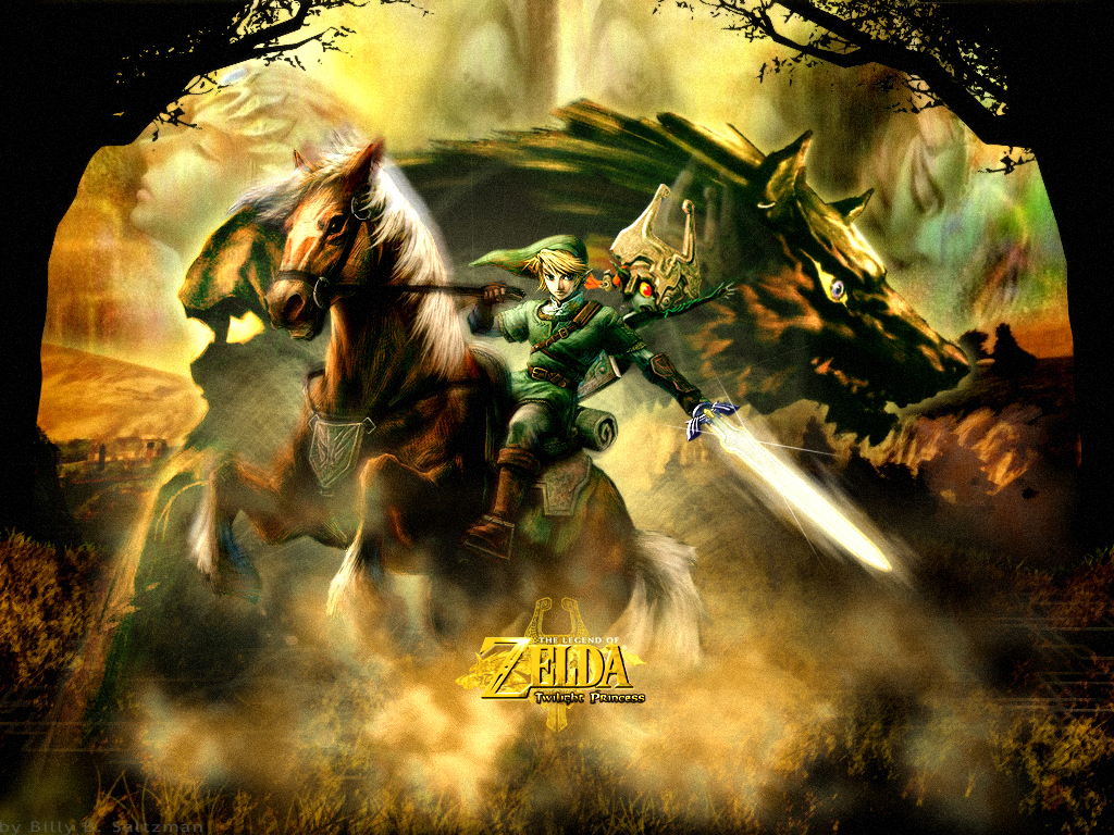 legend of zelda hd wallpaper 1920x1200