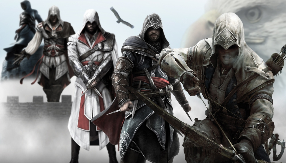Assassin's Creed (3/6)