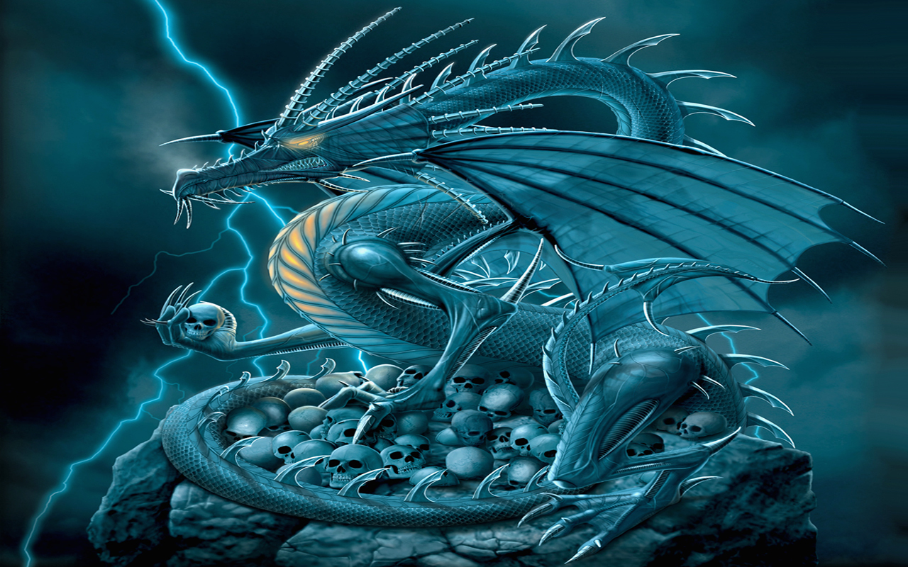 L antre des dragons - Images de dragons ...