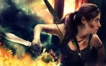 lara-croft-tomb-raider-drawing-hd-wallpaper