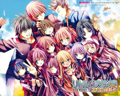 little busters anime