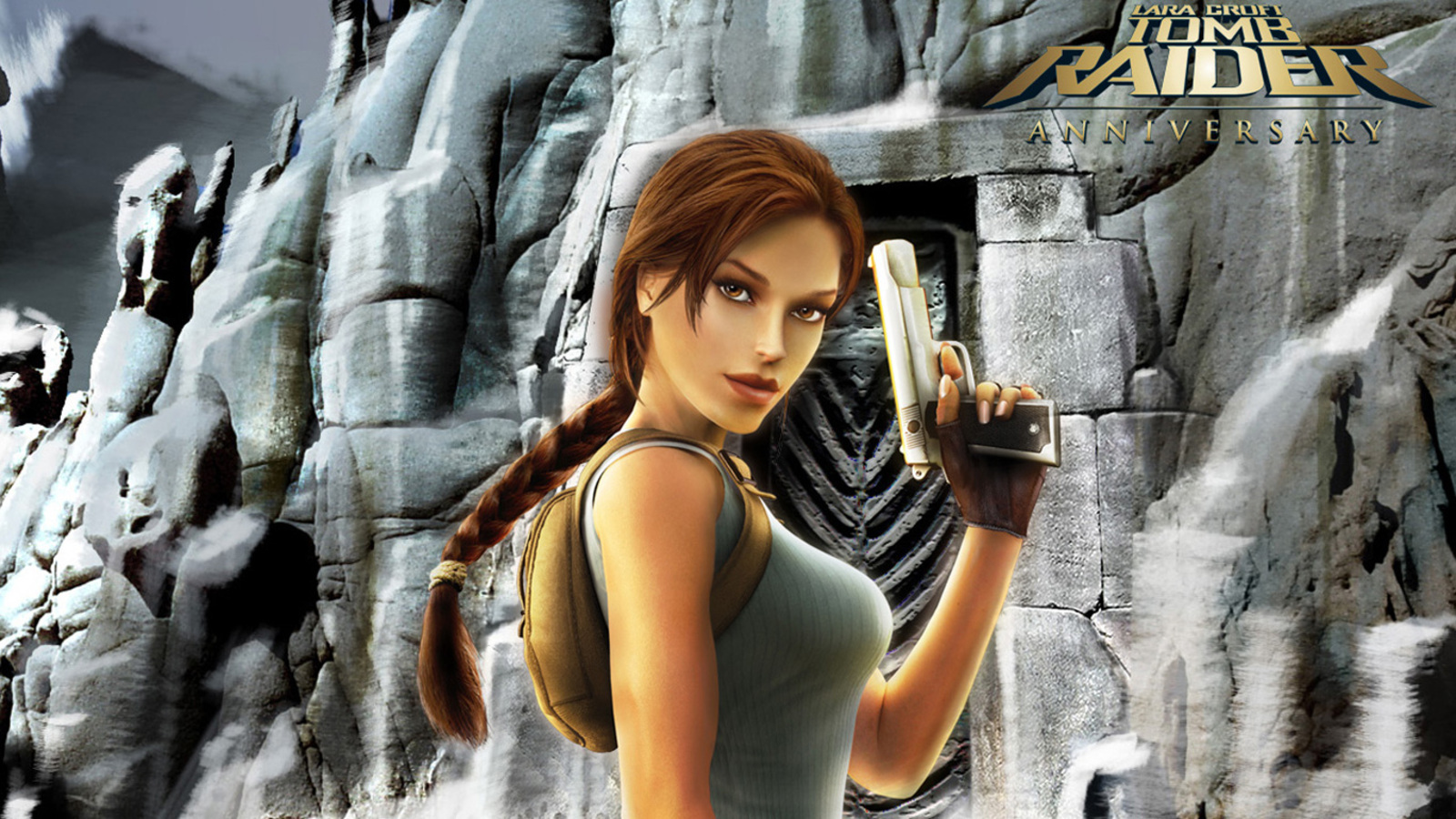 tomb-raider-anniversary-wallpaperTomb Raider Anniversary Wallpaper