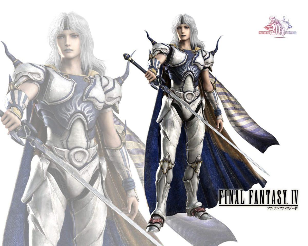 Final Fantasy - Page 3