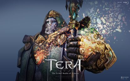 Korean 3D fantasy themed MMORPG TERA wallpapers 1920x1200 (02)