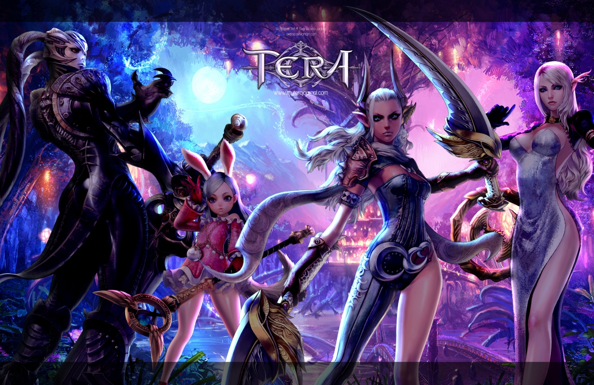 TERA - The Exiled Realm of Arborea - Page 3