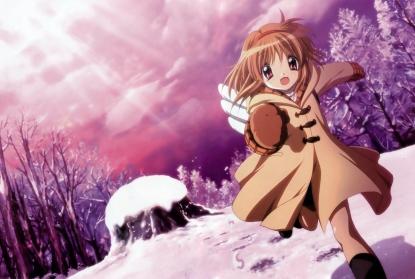 Konachan.com - 18704 kanon snow tsukimiya_ayu