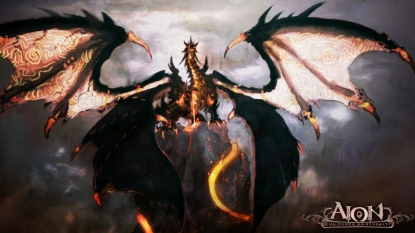 Aion - Dragon (1920x1080)