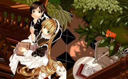 Gosick by Cilou (1280 x 800)
