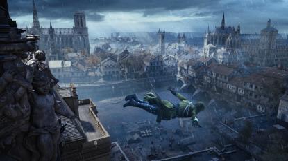 Assassin's Creed Unity (4480 x 2520)