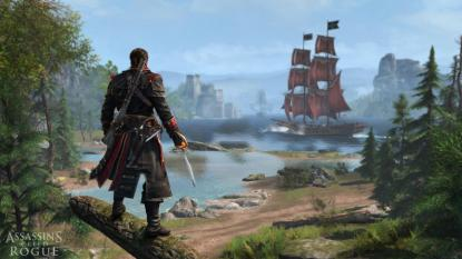 Assassin's Creed Rogue (1280 x 720)