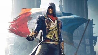 Assassin's Creed Unity (1920 x 1080)