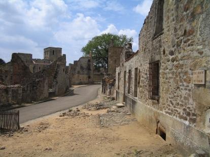 Oradour-sur-Glane-Streets-1306