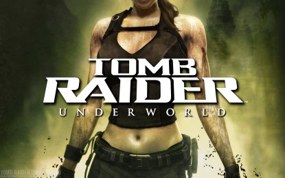 Tomb Raider - Underworld (1920 x 1200)