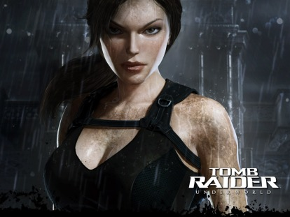 Tomb Raider - Underworld (1024 x 768)