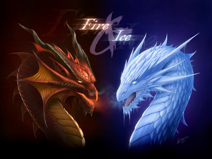 fantasy_dragon_fire_ice_wallpaper-by_Deligaris