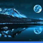 Victory One Color Blue – Thème Linux
